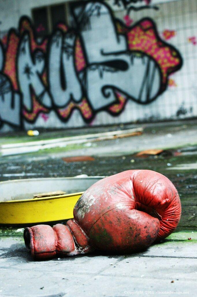 fight club. by sas